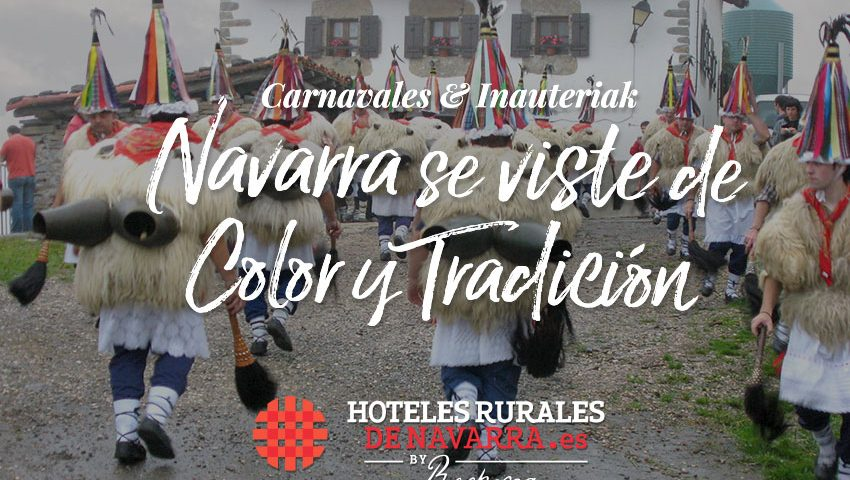 Actividades para escapadas rurales en pareja por el norte de España escapadas románticas de fin de semana carnavales de navarra Lanzt, Ituren, Aoiz, Lesaka, Turismo, Turismo rural por Navarra.