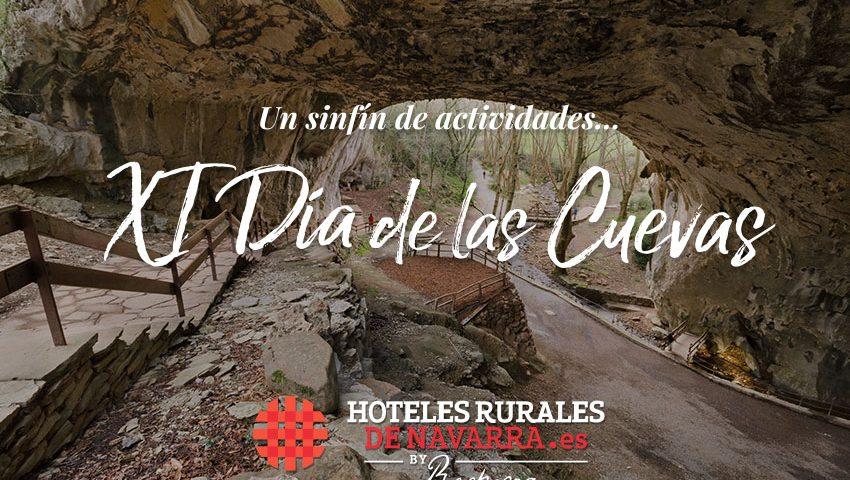 Actividades en la naturaleza en Navarra, País Vasco, Cantabria, y norte de España cuevas espeleología escapadas rurales