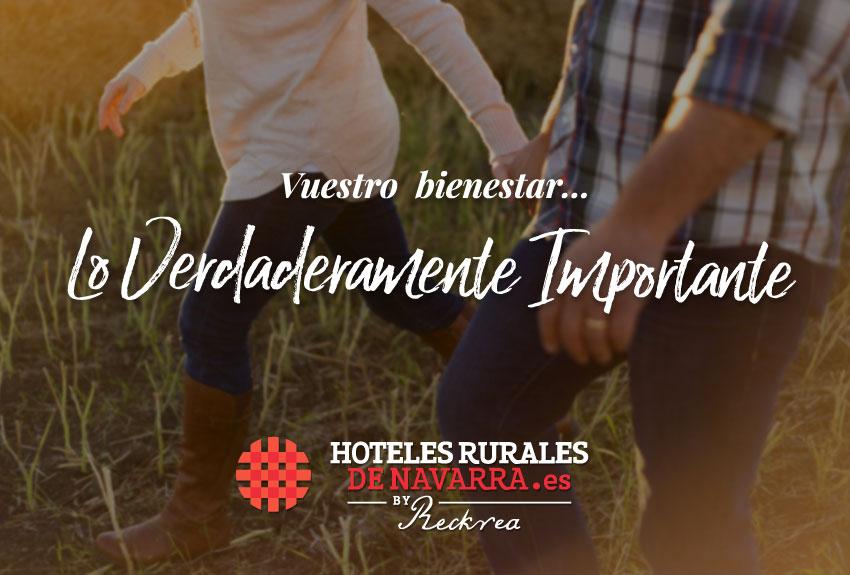 Viajes por espana a hoteles con encanto turismo rural de navarra rutas con actividades para toda la familia, para grupos de amigos o en pareja, escapadas únicas de fin de semana