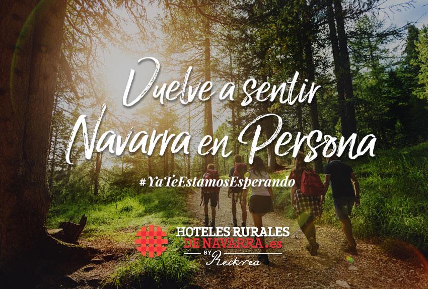 Turismo rural en familia por el norte de españa y descubre los bosques de Navarra en los hoteles rurales con piscina parques y atracciones