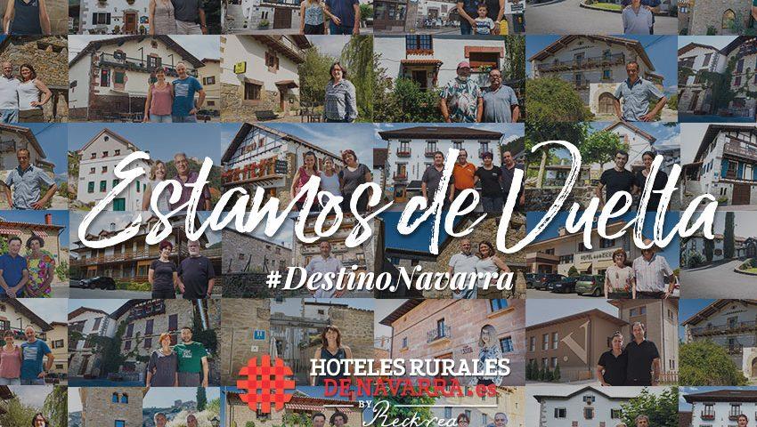 Navarra destino en el norte de españa para vacaciones y escapadas rurales a la naturaleza los mejores viajes románticos y en familia