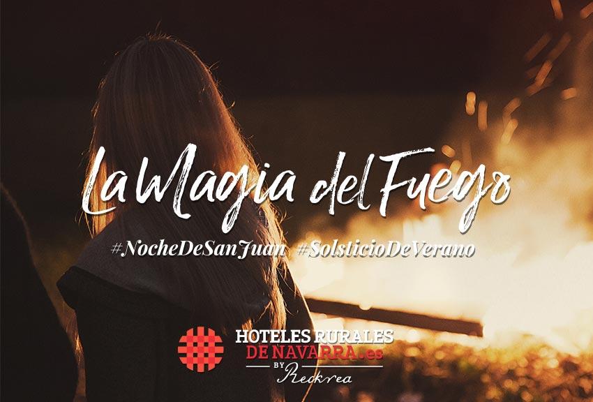 Noches mágicas en tus viajes por España Navarra cultura mediterránea noche de san juan en Navarra turismo nightlife y astroturismo